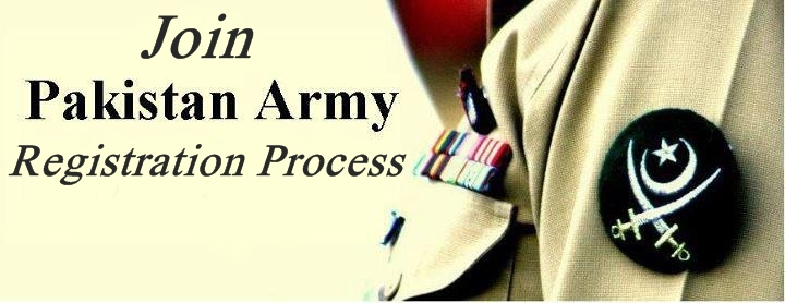 Join Pak Army After BA BSc MA MSc for Male/Female Options Process for Online Registration 2021 as Officer