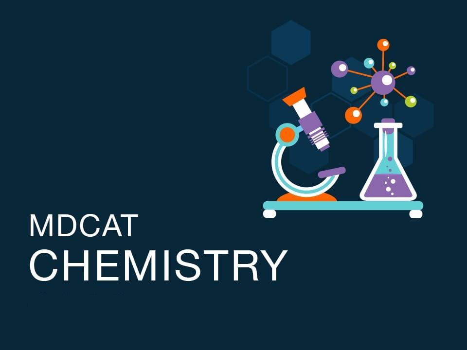 MDCAT Chemistry Test Online Preparation Mcqs
