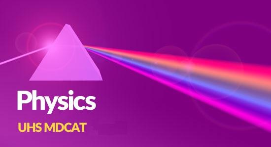 MDCAT Physics Test Online Preparation Mcqs