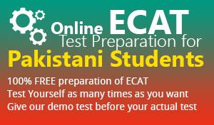 ECAT Mathematics Test Online Preparation Mcqs