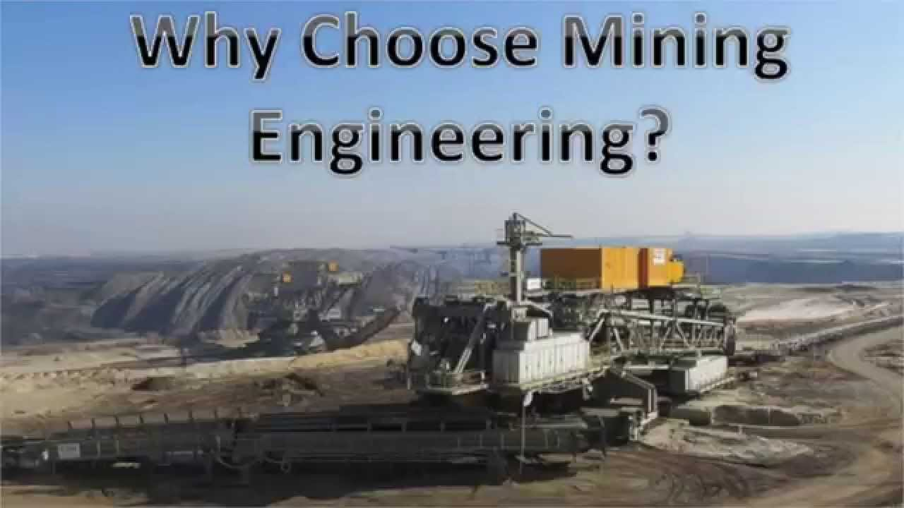Mining Engineering Career Scope in Pakistan Jobs Opportunities Requirements Salary