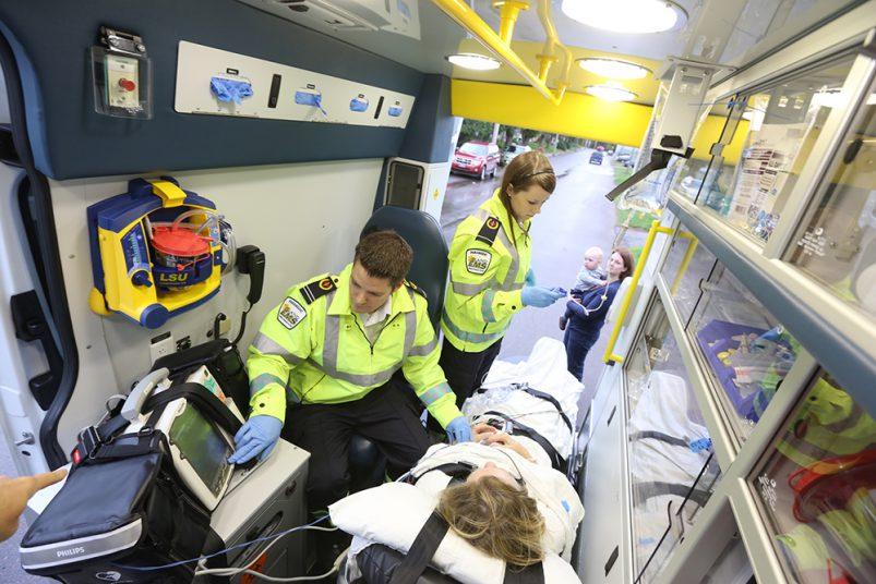 Paramedic Career Scope in Pakistan Jobs Opportunities Salary Training