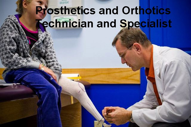 Prosthetic Orthotic Technician Career Opportunities in Pakistan Scope Jobs Requirements