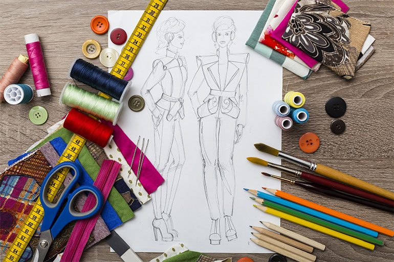 Fashion Designing Career Scope In Pakistan Jobs Opportunities Income Details Reading Mag