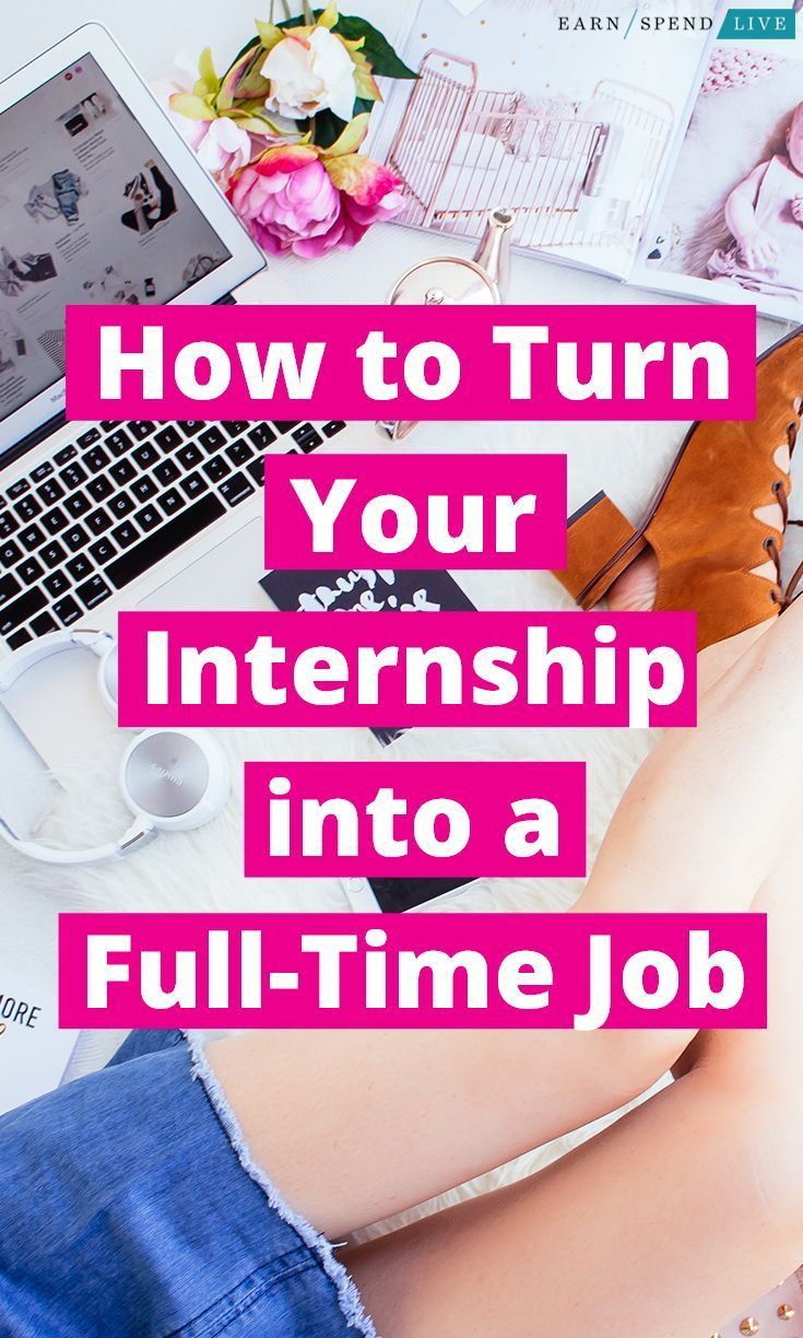 Tips for Turning an Internship Into a Full Time Job in Pakistan