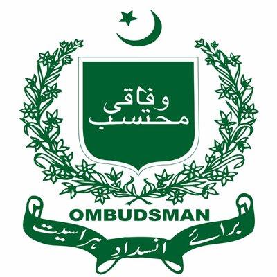 Federal Insurance Ombudsman Career in Pakistan Requirements Jobs