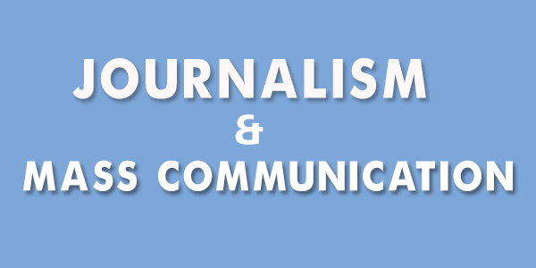Mass Communication and Journalism Degree Career Scope in Pakistan Jobs Opportunities