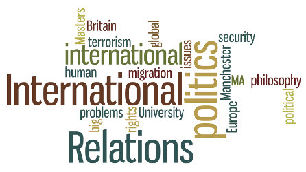 Masters in International Relations Degree Jobs Career in Pakistan