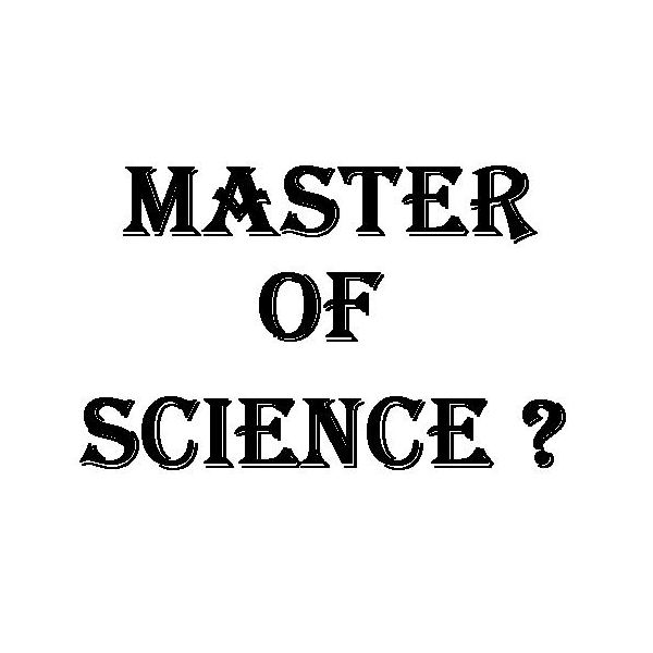 Master of Science MS Degree Career Scope in Pakistan